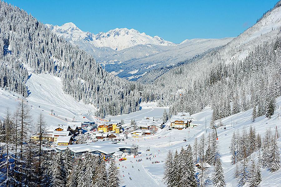 Skijanje u Salzburgu