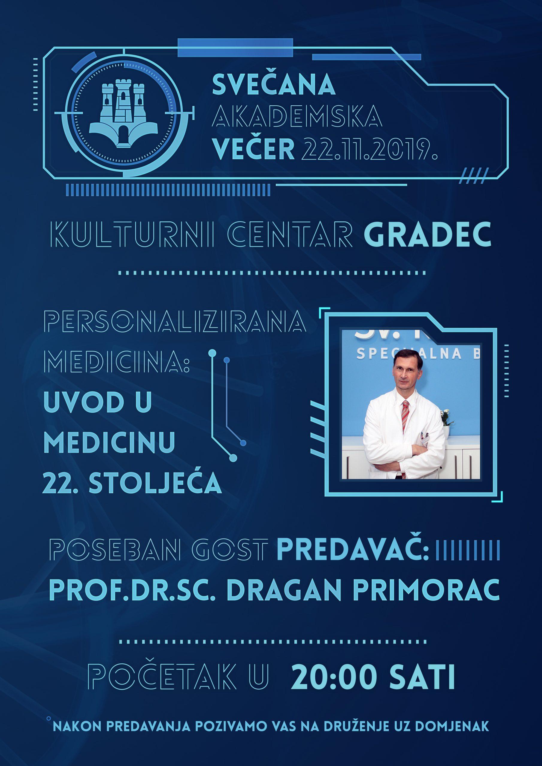 Personalizirana medicina: Uvod u medicinu 22. stoljeća